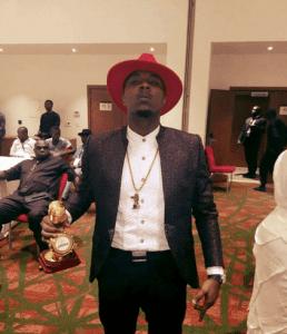 Afrima 2016: Stanley Enow meilleur artiste hip hop d'Afrique