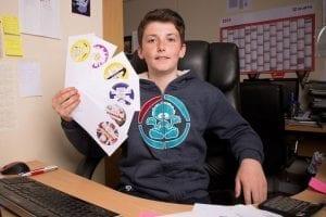 Inspiration: A 13 ans, il devient millionnaire, découvrez comment