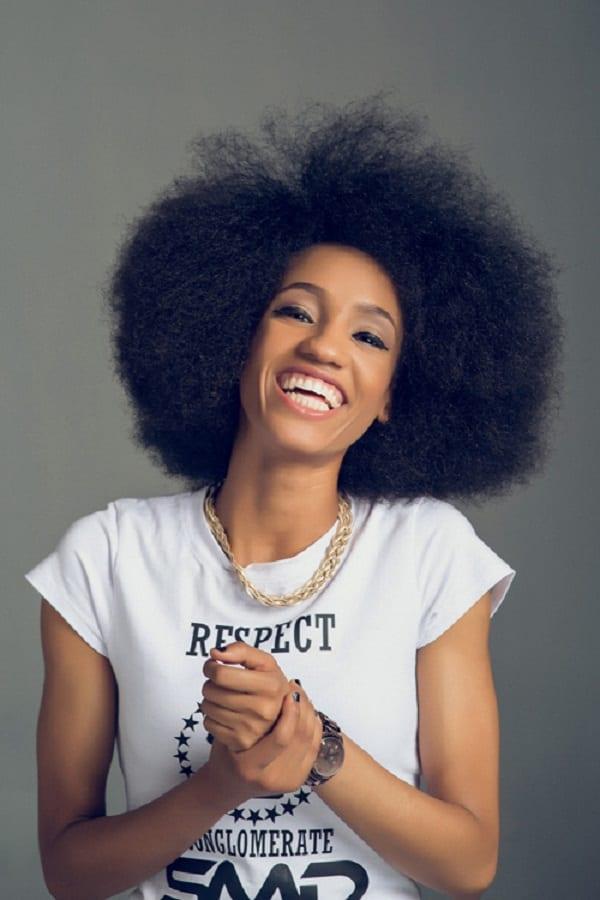 La chanteuse nigériane, Di'ja explique pourquoi elle a eu un mariage discret