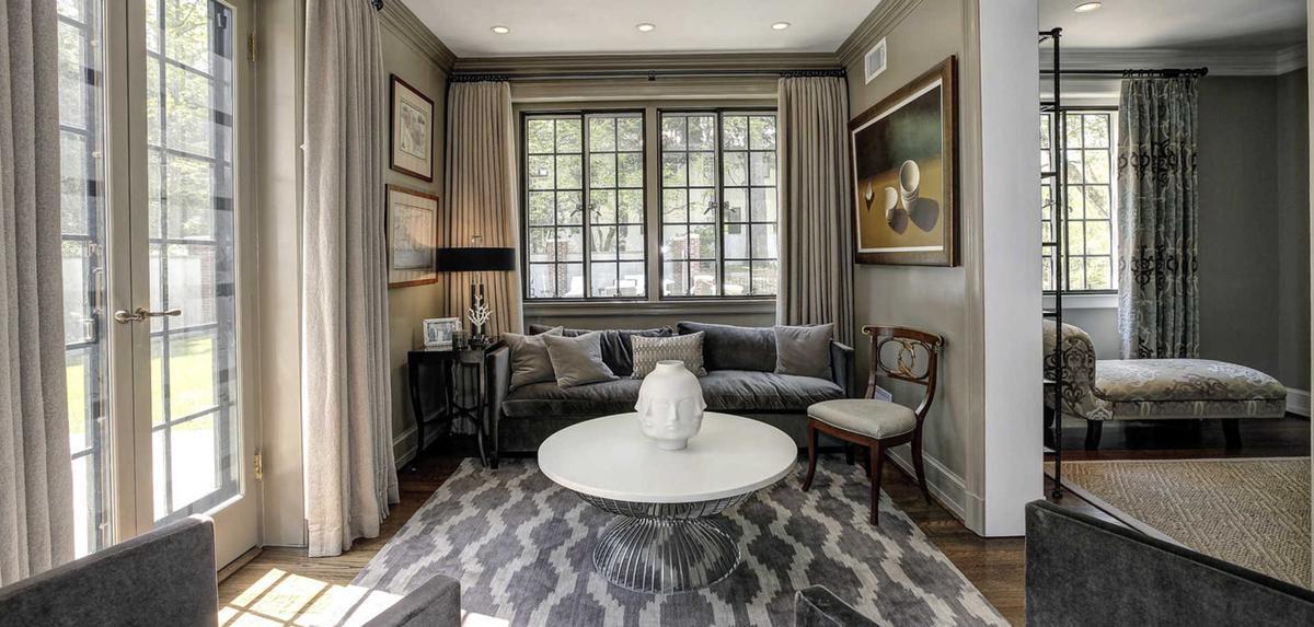 USA: découvrez la nouvelle maison que la famille Obama va occuper... (Photos)