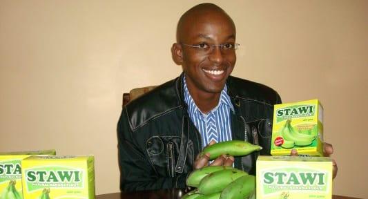 A 27 ans, il crée une entreprise qui permet aux agriculteurs d'augmenter leurs revenus