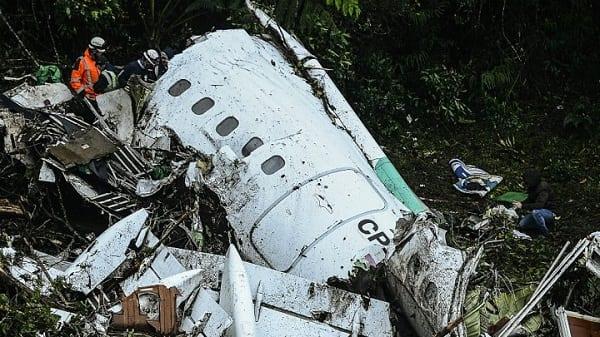 Chapecoense: Neto, survivant du crash se réveille du Coma sans souvenance de ce qui s'est passé