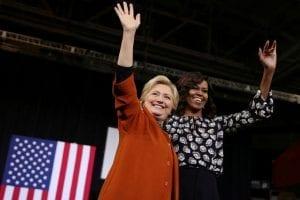 Ce qu'a  fait Michelle Obama le soir de l'élection de Donald Trump