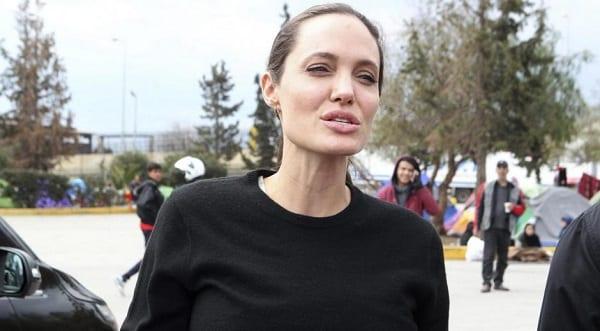 Depuis sa séparation avec Brad Pitt, le poids d'Angelina en chute libre inquiète ses proches