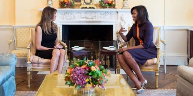 USA: Les conseils de Michelle Obama à Melania Trump enfin dévoilés