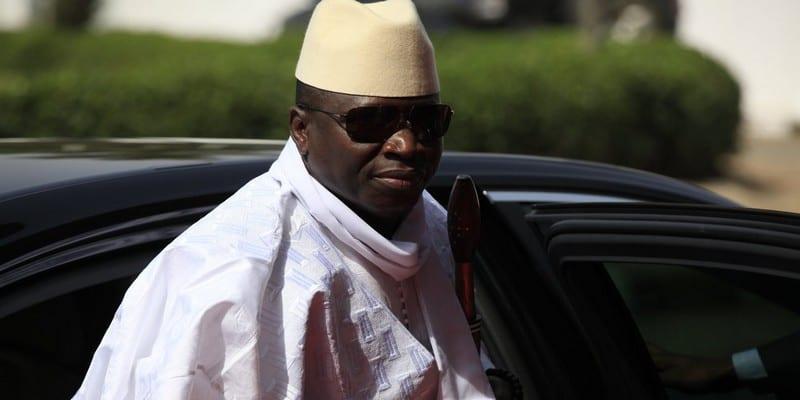 Gambie: Yaya Jammeh a quitté le palais présidentiel. Voici sa destination