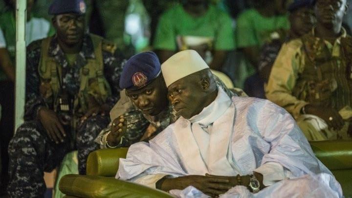 Gambie : le Nigeria déploie un navire de guerre