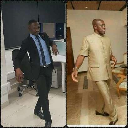 Les ghanéens se moquent de la posture de l'ex vice-président du pays: PHOTOS