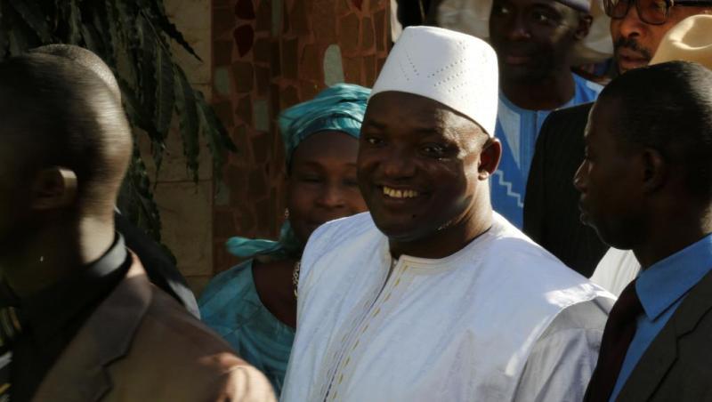 Adama Barrow: «La Gambie n'est pas un État islamique»