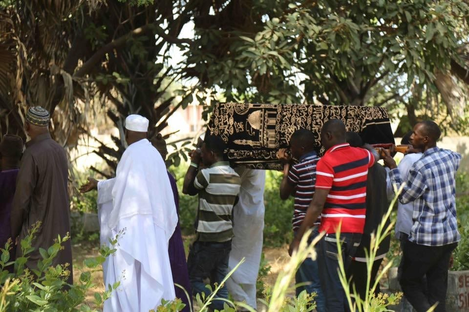 Gambie: Après le décès du fils d'Adama Barrow, ses collaborateurs réagissent