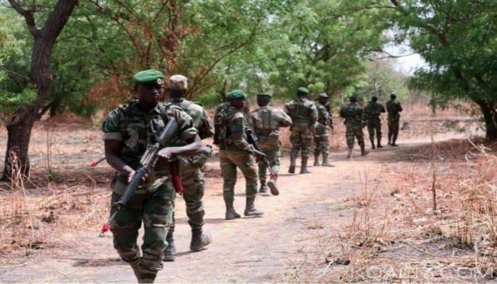 Les troupes sénégalaises sont entrées en Gambie (porte-parole de l'armée)
