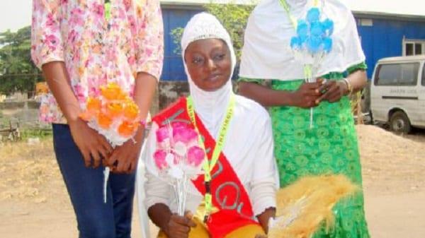 Miss Virginty:  Dolapo Makunjuola remporte la couronne
