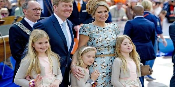 Pays-Bas: le roi organise un tirage au sort pour participer à son anniversaire