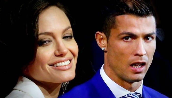 Angelina-Jolie-et-Cristiano-Ronaldo