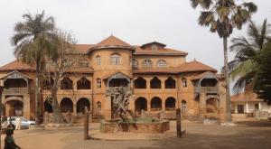 le Musée royal de Foumban : l'un des derniers plus grands royaumes africains