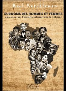 Découvrez le nouveau livre du jeune Arol Ketchiemen qui  va changer l'histoire de l'Afrique