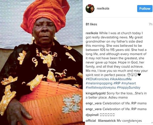 Une femme raconte comment sa grand-mère qui était morte est revenue à la vie!