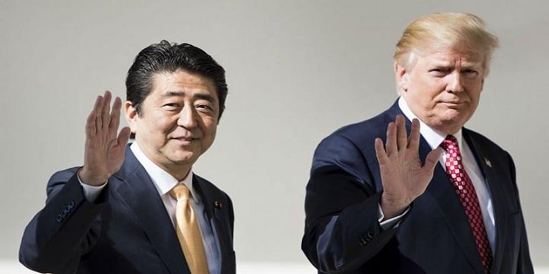 abe-trump-japan-usa