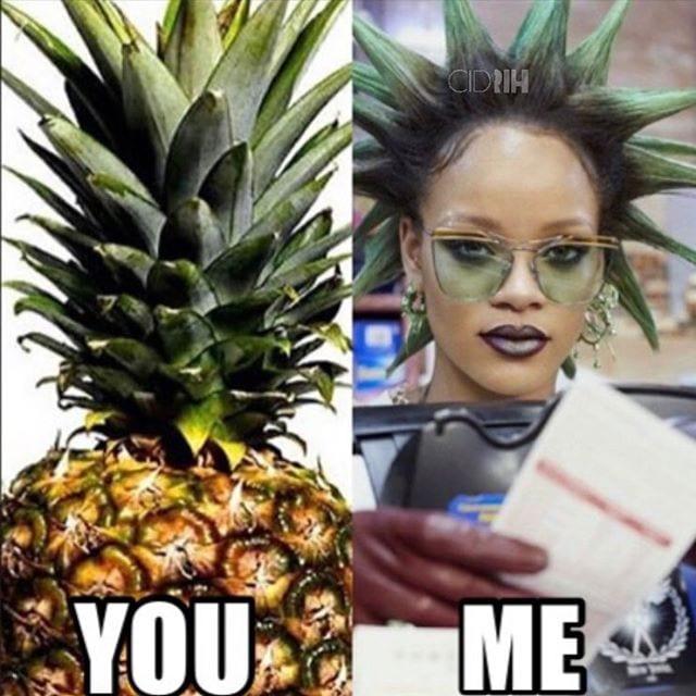 Nouvelle Coupe Rihanna: Un Magazine Fait Une Nouvelle Coiffure à Rihanna. La Coupe