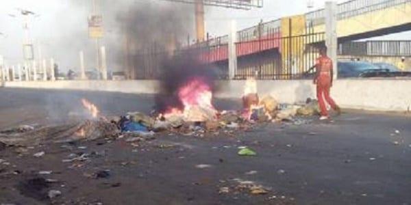 Guinée: Exaspérés, ces habitants de la capitale posent un acte assez surprenant