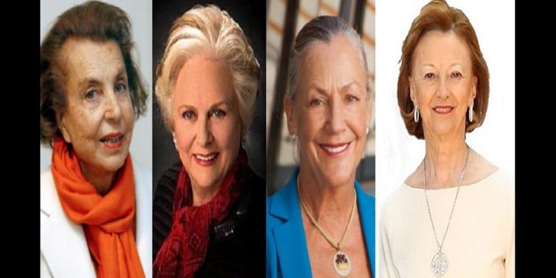 Classement Forbes 2017 Decouvrez Les 10 Femmes Les Plus Riches Du