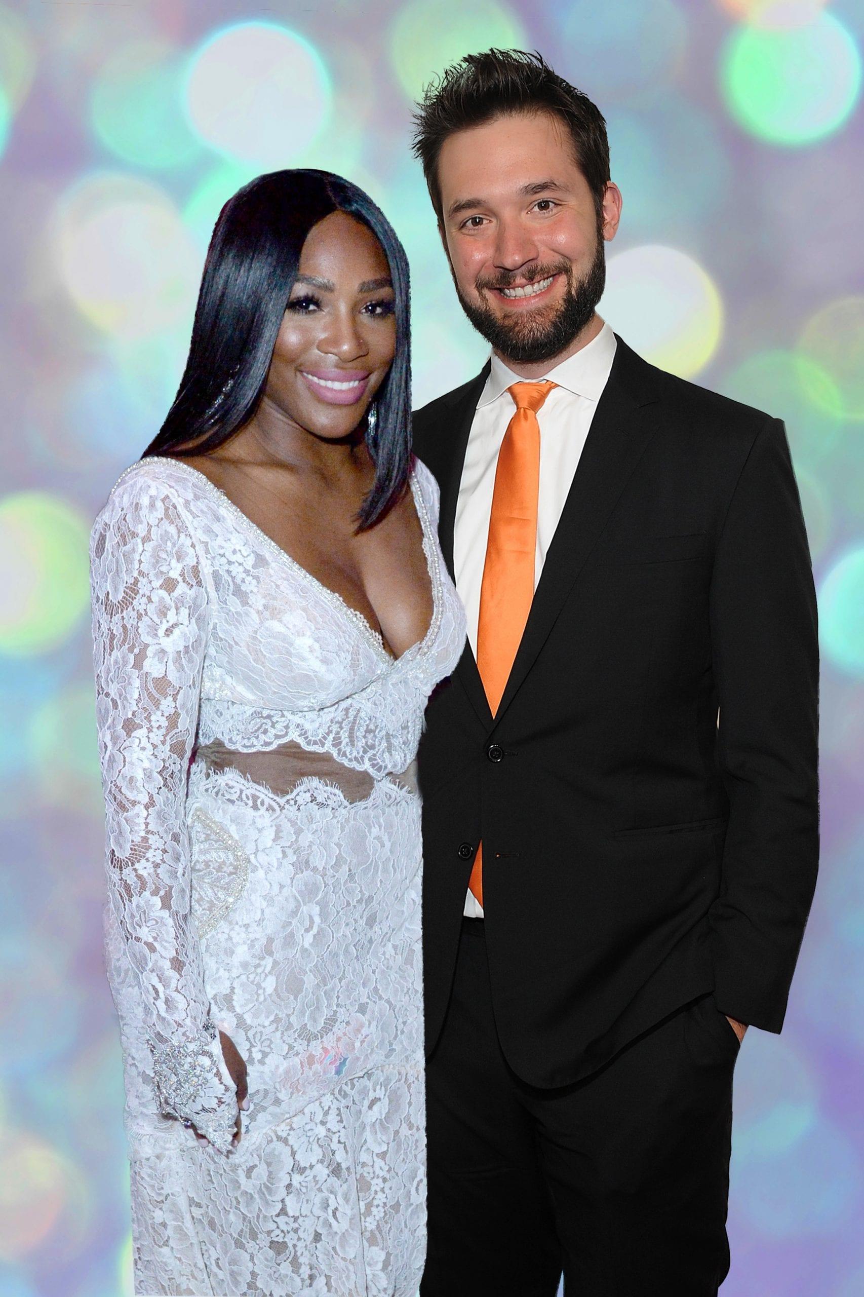 USA Préparation du mariage de rêve de Serena Williamsphotos