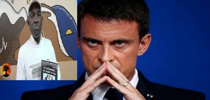 Manuel Valls et Claude Améganvi
