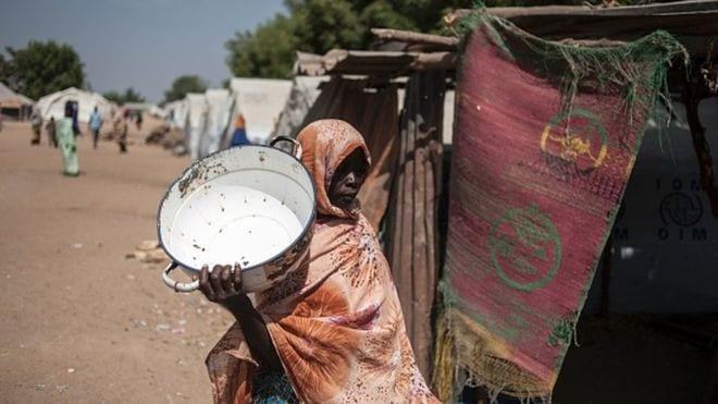 Nord-est du Nigeria: les déplacés menacés par une pénurie d'eau