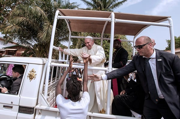 RDC: le pape François annule sa visite. Les raisons