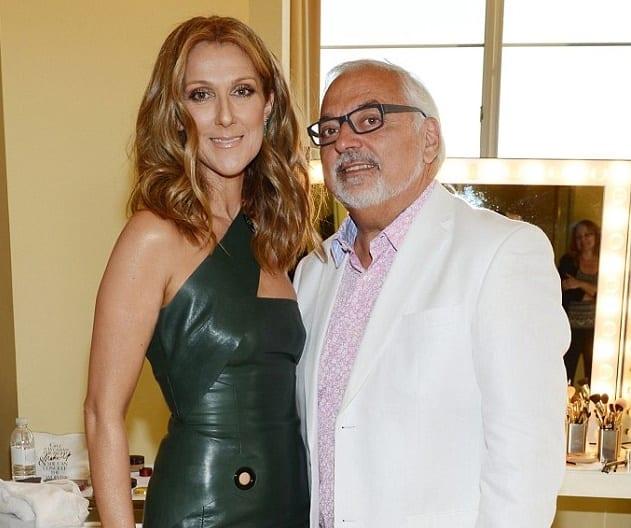 Céline Dion perd l'homme qui remplaçait René Angelil