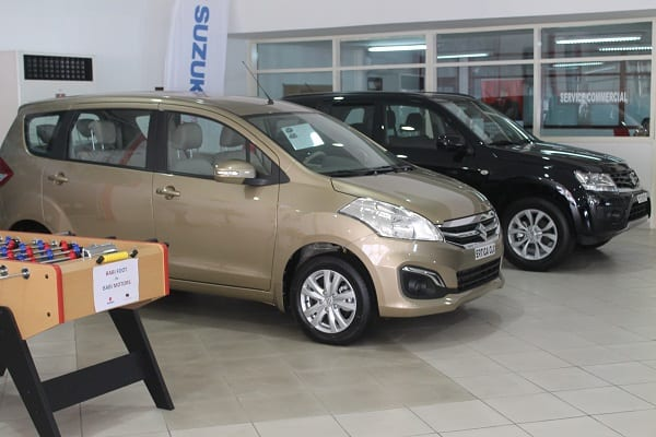CFAO Motors leader dans la distribution spécialisée de grandes marques internationales de véhicules, élargit sa gamme !