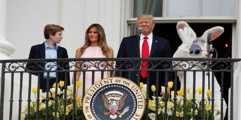 La famille Trump