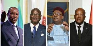 Libération conditionnelle de Laurent Gbagbo: quatre chefs d'État africains formulent la demande