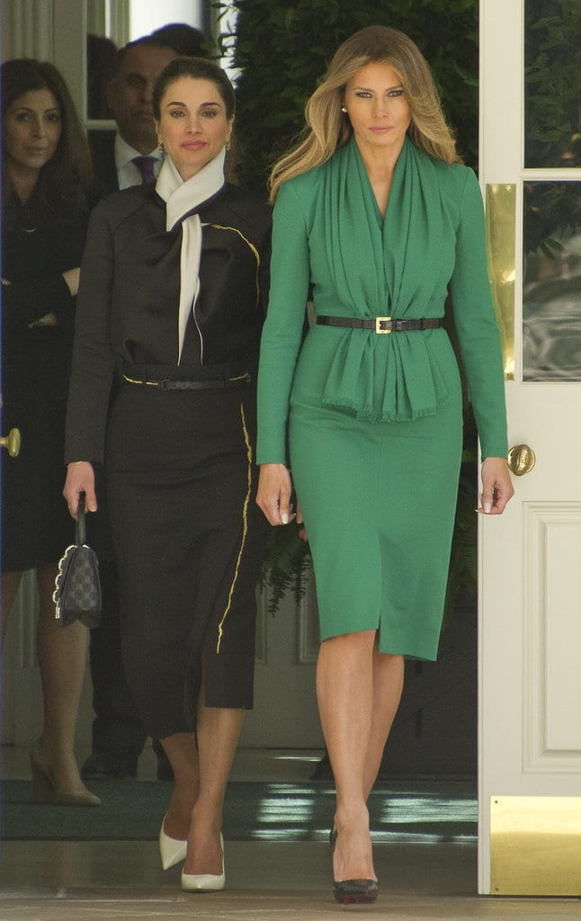 USA: Melania Trump de retour à la Maison Blanche...Explications