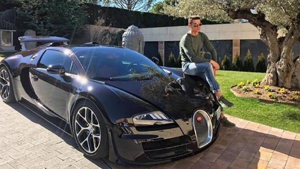Cristiano Ronaldo, premier sportif à battre ce record sur Instagram