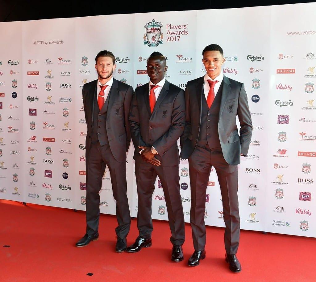 Liverpool: Sadio Mané désigné meilleur joueur.