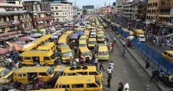 La ville de Lagos