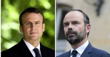 Macron philippe