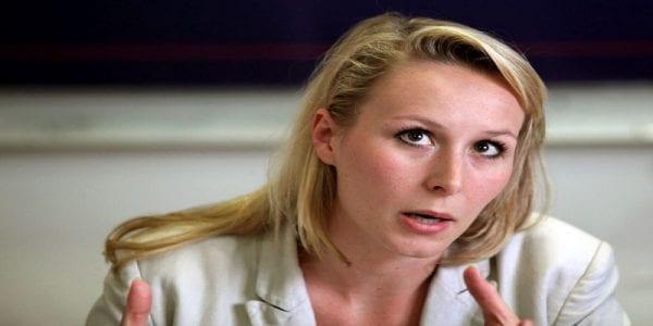 Fiscalité : Marion Maréchal-Le Pen dénonce lhypocrisie du