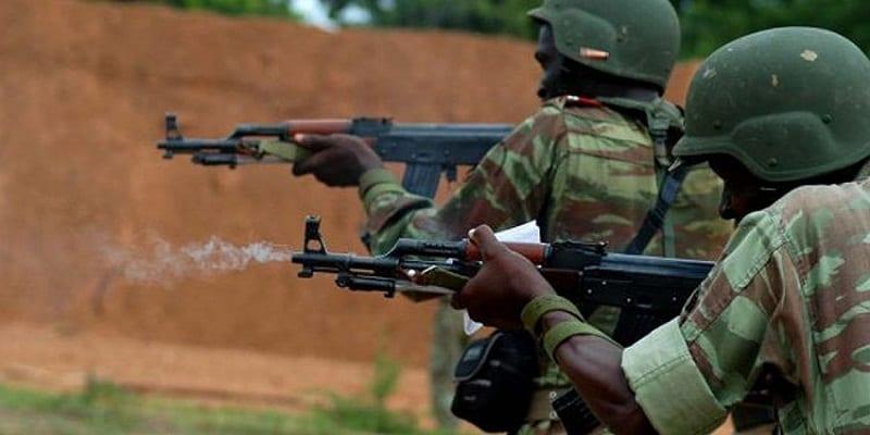 Militaires togolais