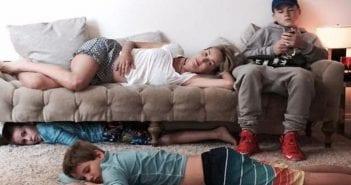 Sharon-Stone-s-affiche-aux-cotes-de-ses-trois-fils