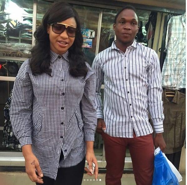 Tonto Dikeh raconte comment elle a sauvé un mourant