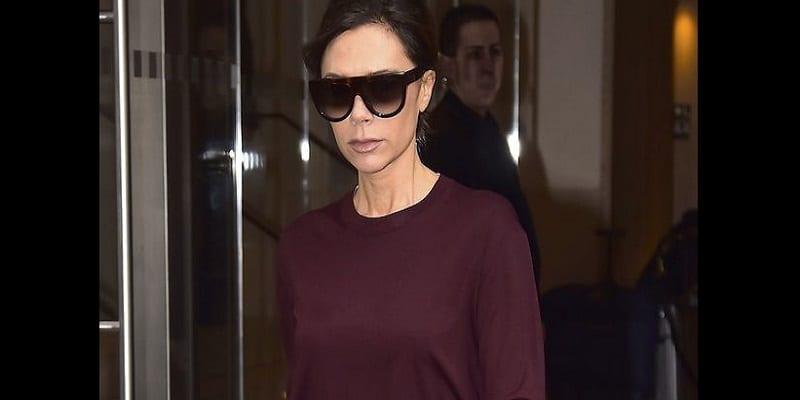 Victoria Beckham révèle pourquoi elle porte toujours des lunettes de soleil 26a8d9585eeb