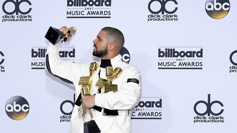 Billboard Music Awards 2017: Drake bat tous les records...photos