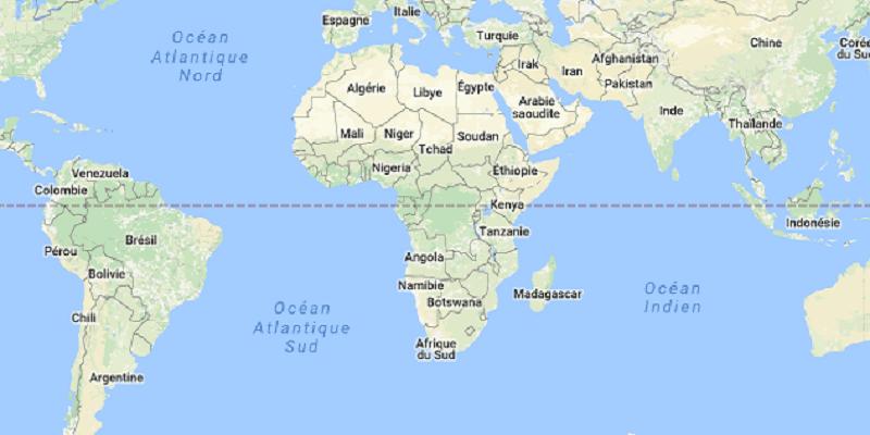 Classement Des 10 Pays Africains Les Plus Petits Selon Leur Superficie