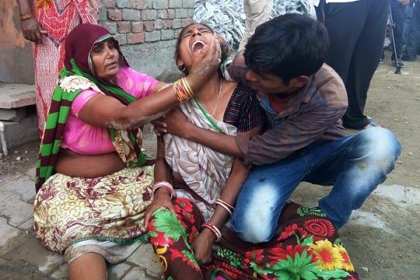 Inde: un mariage vire au drame, 24 morts! Photos