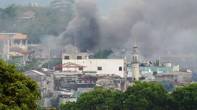 Des chrétiens attachés et abattus par les militants de Daech aux Philippines