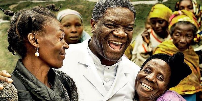 Portrait de denis mukwege l 39 homme qui r pare les femmes - Personne qui repare les cheminees ...