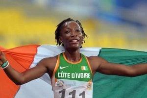 L'athlète ivoirienne Ta Lou fait une grave révélation qui fait réagir le Ministère des Sports et des Loisirs