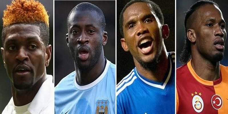 Decouvrez Les Footballeurs Africains Les Plus Riches En 2017 Afrikmag